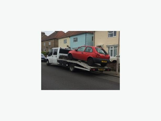 WANTED: scrap car van or what u got