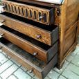 Old Charm style solid Oak Bureau.