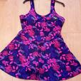 Swimdress Skirtini Swimsuit Swimming Costume Skirt Size UK 20 bnwot