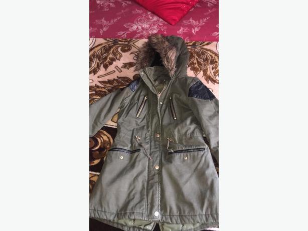 Teenager girls coat