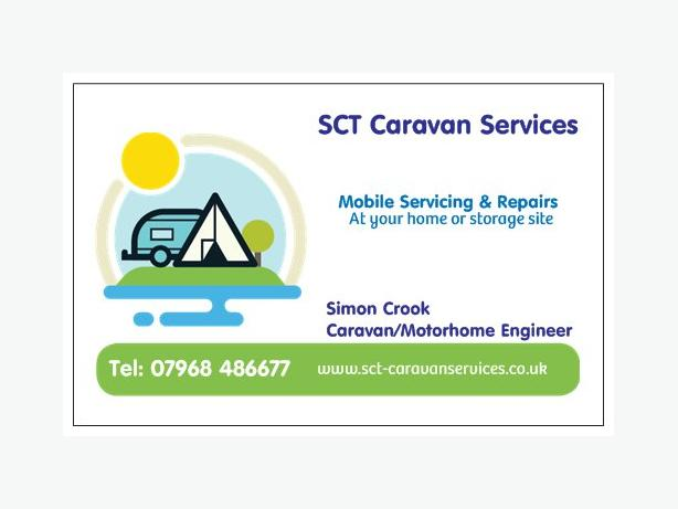 Mobile Touring Caravan Servicing & Repairs