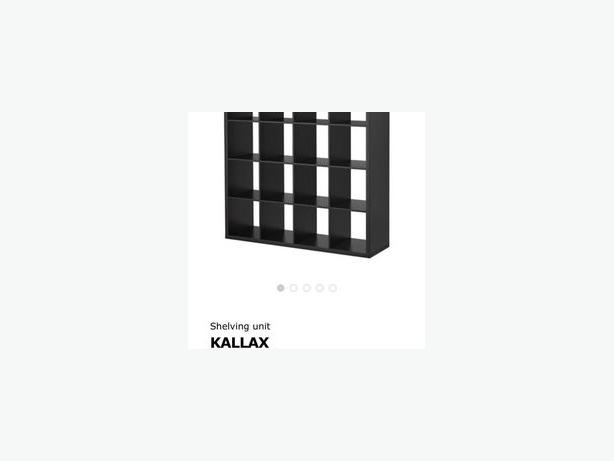 Kellax shelving Unit
