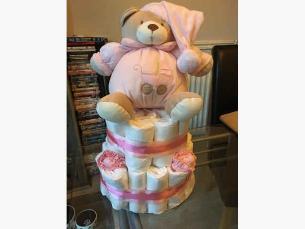 Nappy Cakes Starting From £25