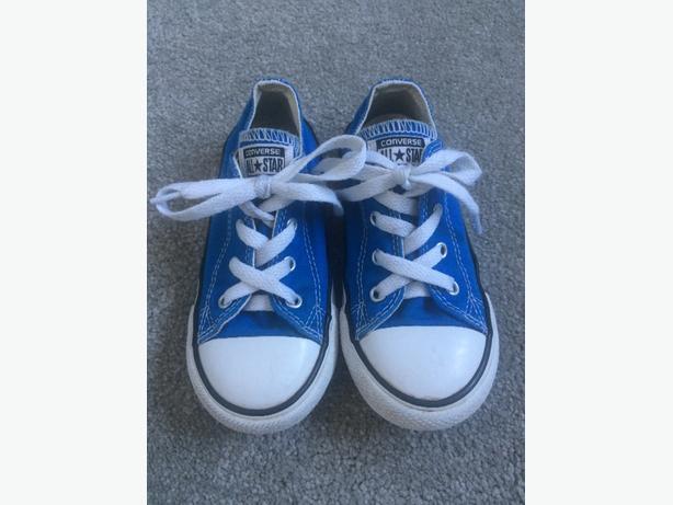 Converse boys pumps Size 10