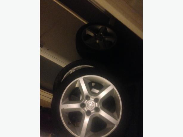 vauxhall alloys sri good tyres
