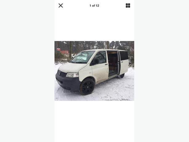 WANTED: VW T5