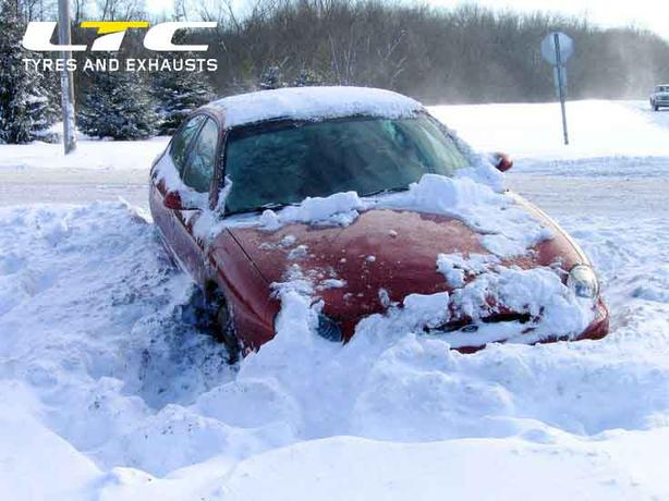 Hit the curb in the Snow this weekend? Come to LTC for Free Tracking check