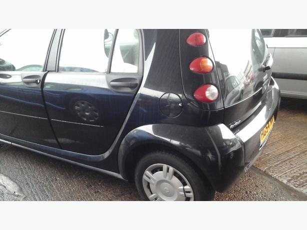 SMART Car  5 DOOR 05