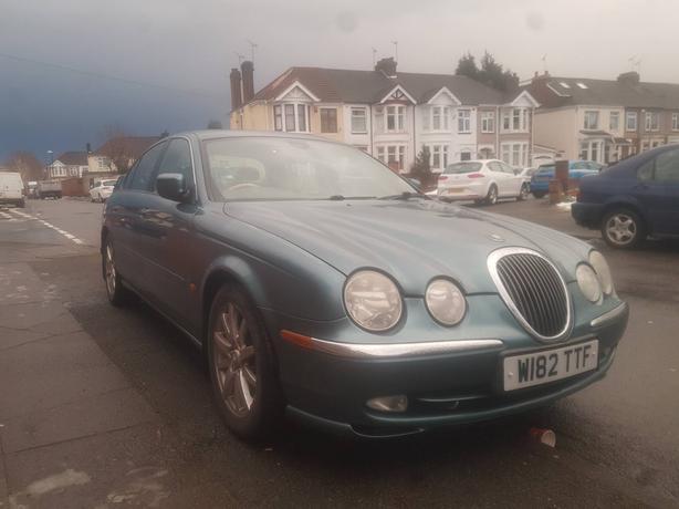Jaguar S-Type 4.0 V8