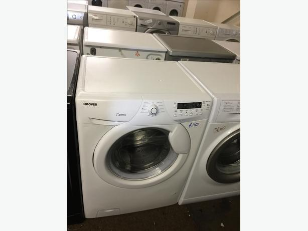 8KG HOOVER WASHING MACHINE GOOD CONDITION🌎🌎PLANET APPLIANCE 🌎🌎
