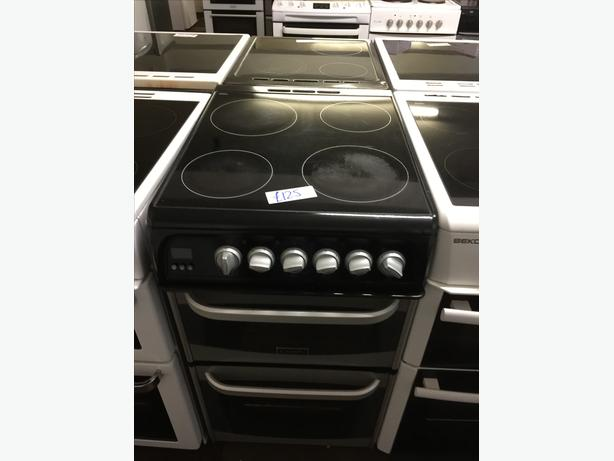 CANNON ELECTRIC COOKER 50CM VERY GOOD CONDITION🌎😉PLANET APPLIANCE🌎🌎