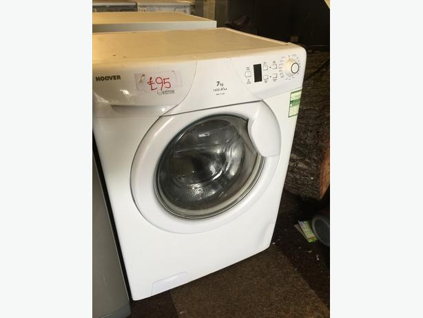 7KG HOOVER WASHING MACHINE VERY CLEAN AND TIDY🌎🌎PLANET APPLIANCE🌎🌎