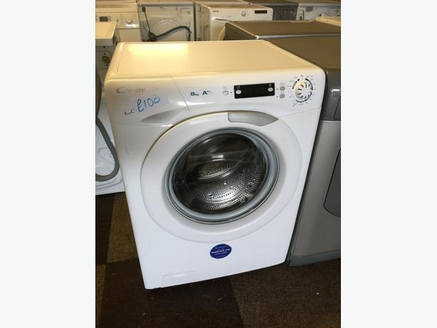 8KG HOOVER WASHING MACHINE VERY CLEAN AND TIDY🌎🌎PLANET APPLIANCE🌎