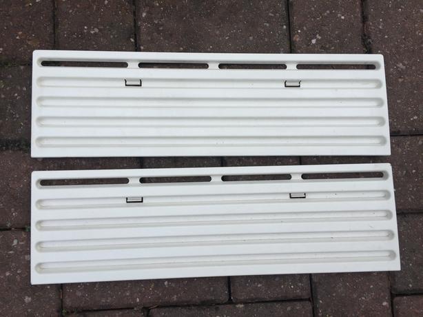 Thetford SRC Caravan Fridge Vent Covers (x2)