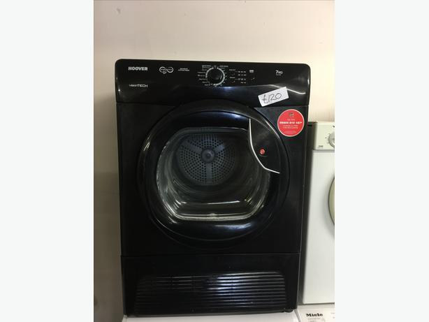 SPECIAL OFFER 7KG HOOVER CONDENSER TUMBLE DRYER🌎🌎PLANET APPLIANCE🌎