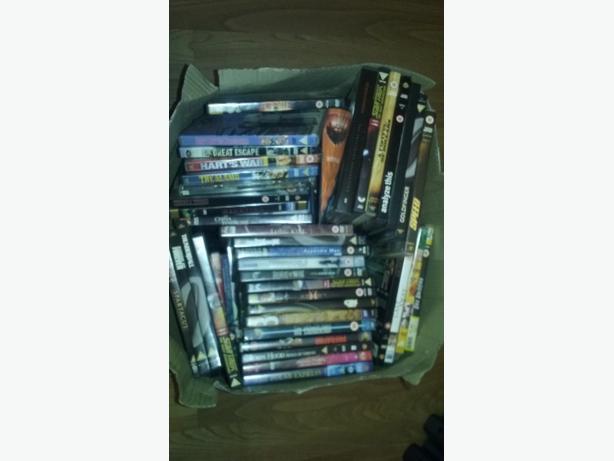 100 origenal dvds