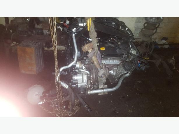 bmw engine 1 series 1.6 turbo complete engine