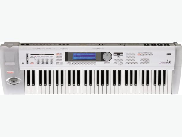KORG TRITON LE 61 PROFESSIONAL KEYBOARD WORKSTATION
