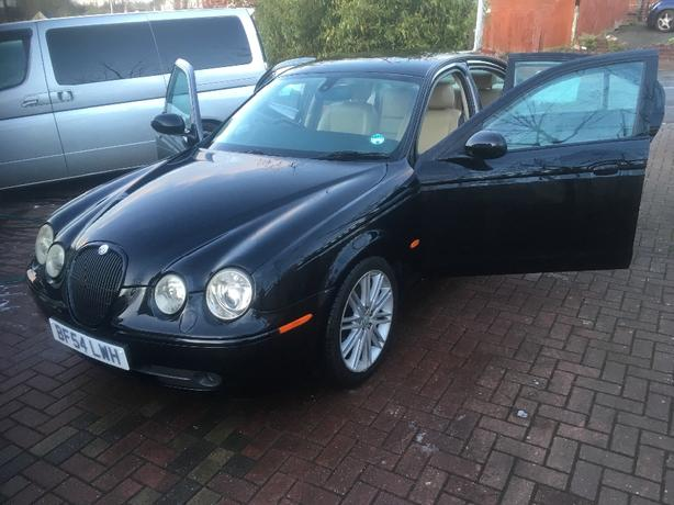 2004 Jaguar Stype manual petrol low mileage
