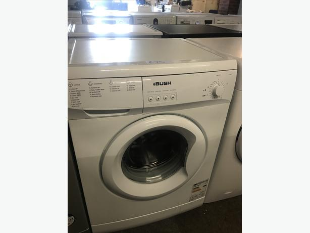 EXCELLENT BUSH WASHING MACHINE WITH GUARANTEE 🇬🇧🇬🇧🌎🌎🇬🇧🇬🇧