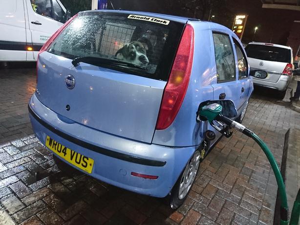 2004 fiat punto 1.2 petrol 5 door 56k