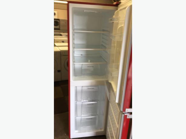 RED RUSSELS HOBS FRIDGE FREEZER WITH GUARANTEE🌎🌎PLANET APPLIANCE🌎