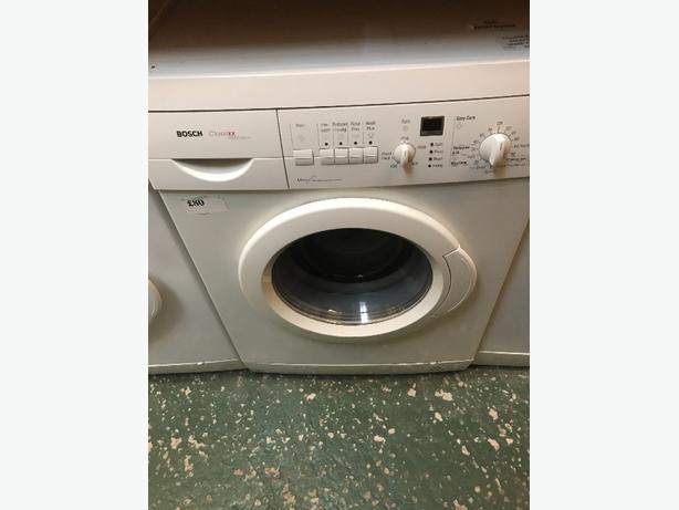 📞👍bosch washer free deilvery today
