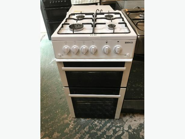 ☄️beko gas cooker 50cm very clean