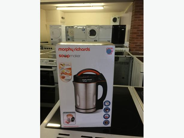 RUSSELL HOBS SOUP MAKER  BRAND NEW IN THE BOX🌎🌎PLANET APPLIANCE🌎🌎