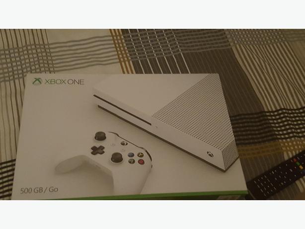 Xbox one S Virtually Brand NEW