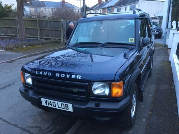 Landrover Discovery TDS Auto