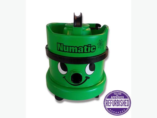 numatic hoover used few times
