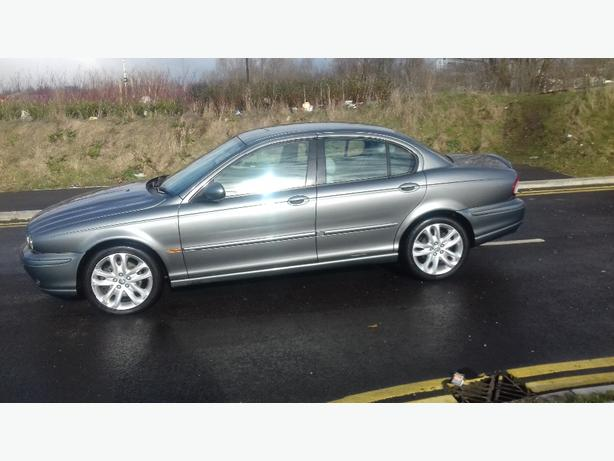 for sale jaguar x tipe sport