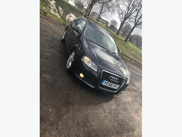 audi a3 sport back face lift 2.0 tdi