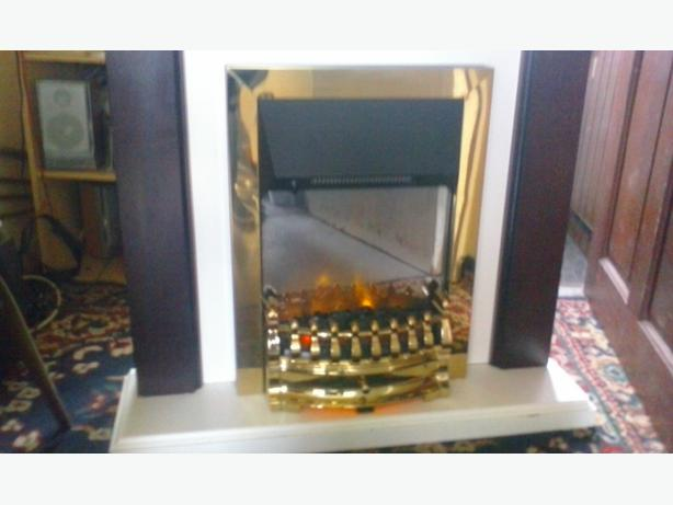 electric fire in  excellent working order