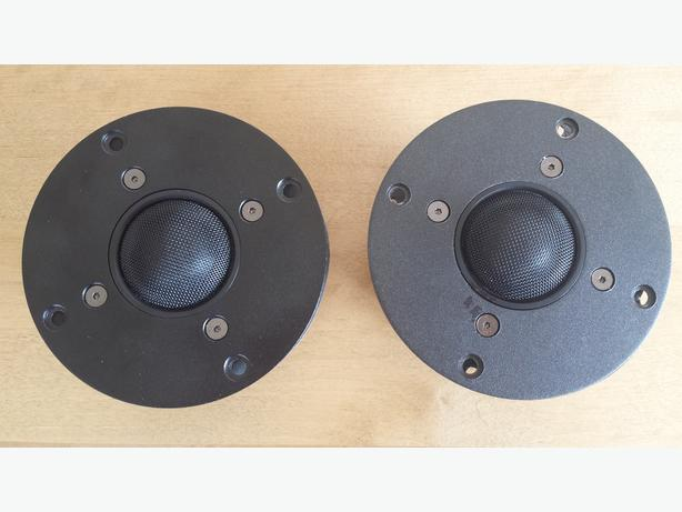 Dayton Audio Bass/Mid and Tweeters