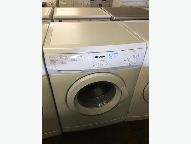 6KG BUSH WASHING MACHINE GOOD CONDITION 🌎🌎PLANET APPLIANCE🌎