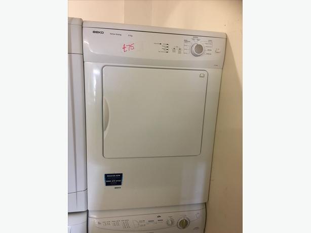 6KG BEKO VENTED DRYER GOOD CONDITION🌎🌎PLANET APPLIANCE🌎🌎