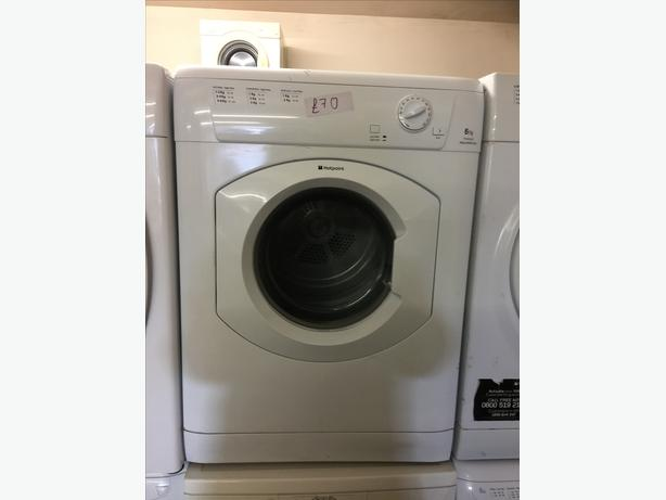 6KG HOTPOINT VENTED TUMBLE DRYER🌎🌎PLANET APPLIANCE🌎🌎