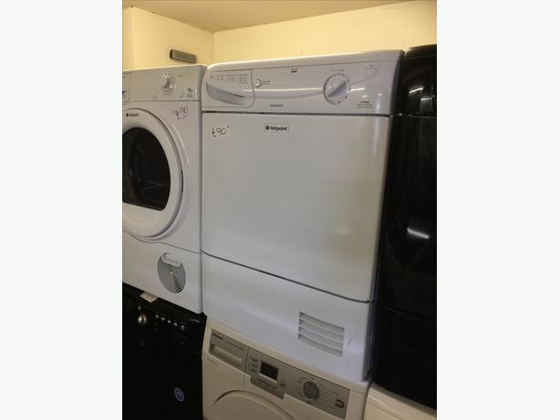 7KG HOTPOINT CONDENSER DRYER VERY CLEAN AND TIDY🌎🌎PLANET APPLIANCE🌎🌎