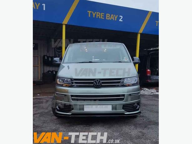 VW Transporter T5 to T5.1 Facelift Front End Conversion