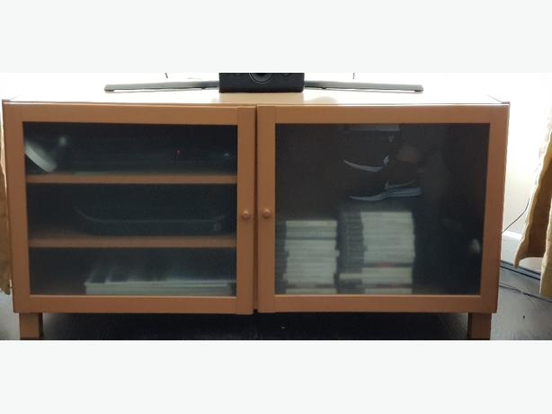 large tv cabinet good condition very heavy