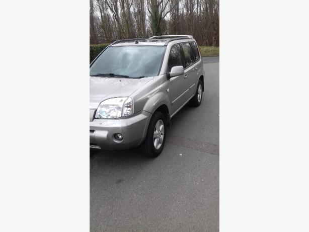 for Sale Nissan x trail Diesell 2.2