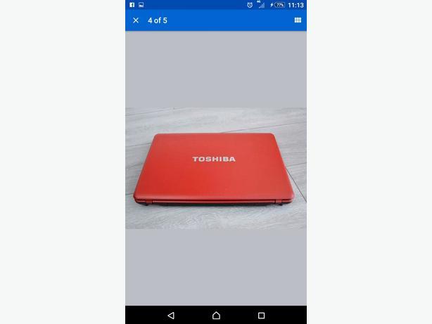 toshiba i3 laptop