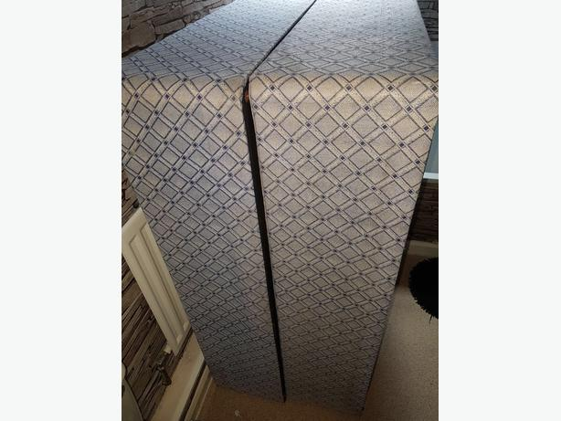 Nice Double Divan Bed & Mattress Good Condition Can Deliver Locally for £5