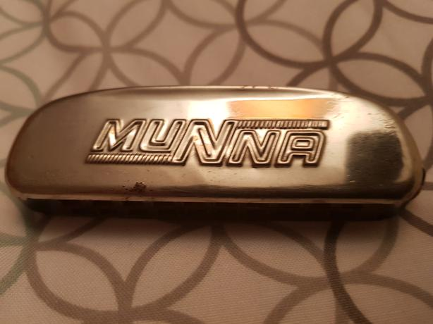 Vintage MUNNA MOUTH HARMONICA