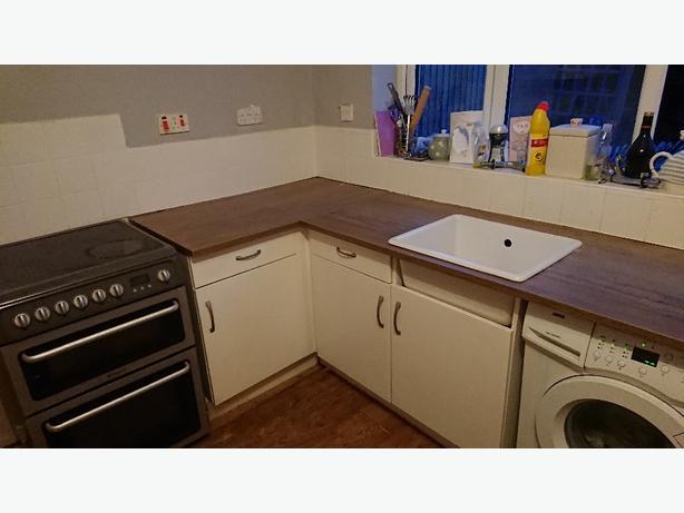 Kitchen worktop fitting service