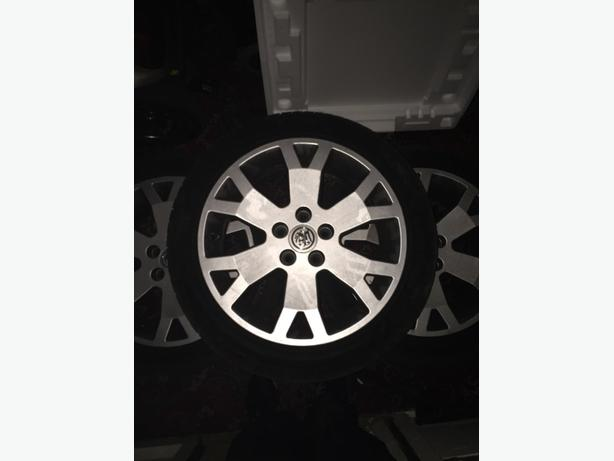vauxhall gsi alloys