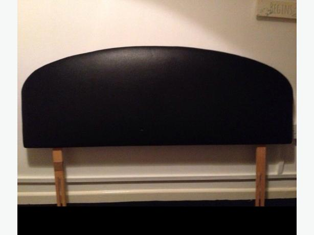 Lovely Headboard for Double Bed Good Condition Can Deliver Locally for £5