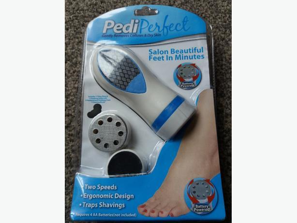 Brand New Sealed PEDIperfect